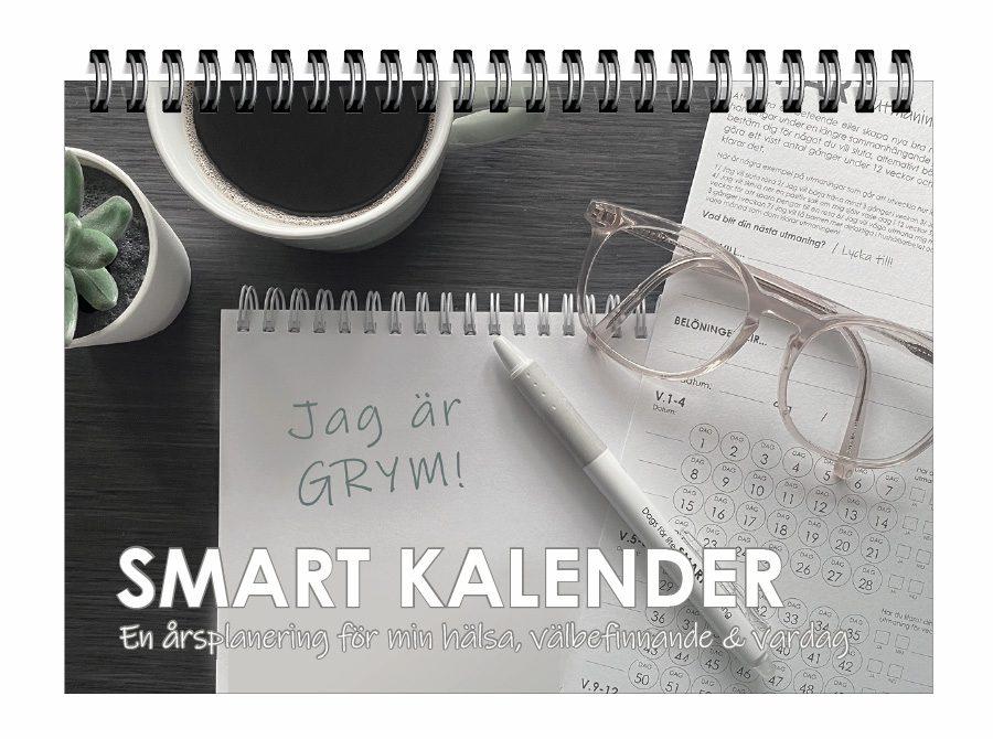 SMART årskalender omslag