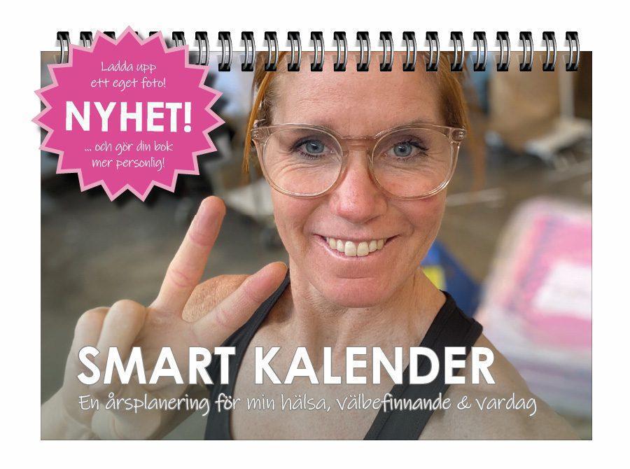 SMART kalender med ett personligt omslag